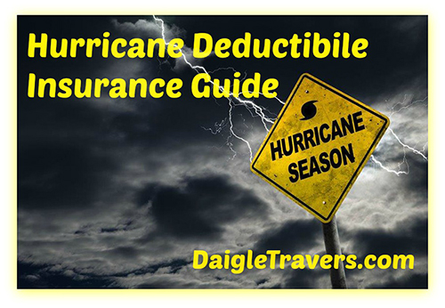 Hurricane insurance for wedding