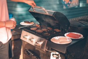 grilling safety; summer safety; fire safety; New Canaan CT; www.daigletravers.com