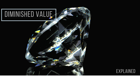 diminished value; daigle and travers; www.daigletravers.com; chipped diamond; loss in value; repaired; Thomas Ayres; Westport CT