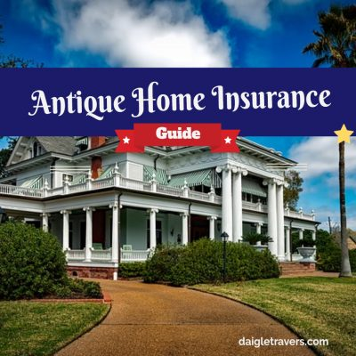 insurance for historic homes in Darien & Greenwich CT
