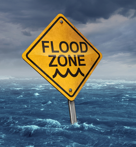 insurance for flood zones