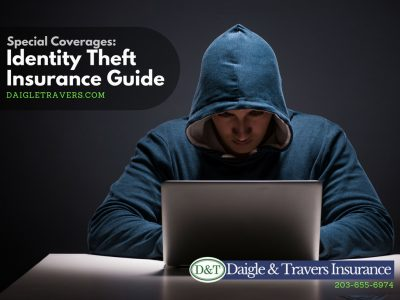 Identity Theft Insurance Daigle & Travers Insurance 22 Thorndal Circle Darien CT 06820