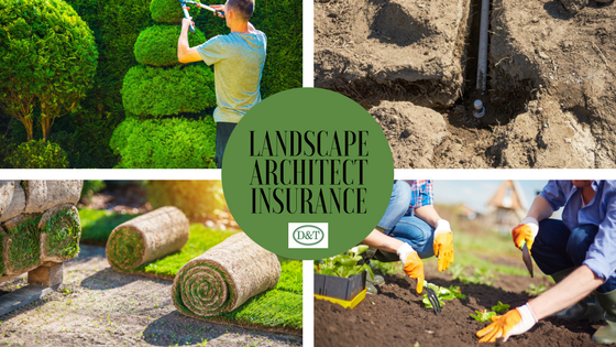 Landscape Architect Insurance Darien CT