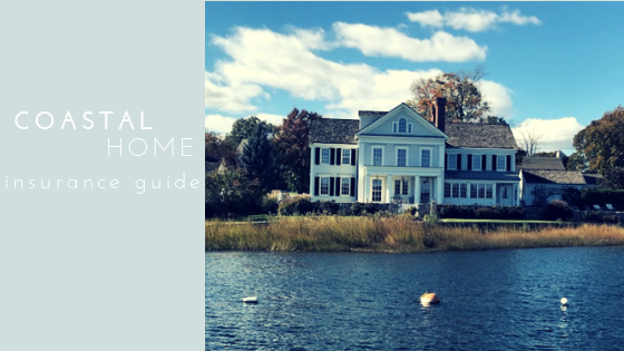 coastal home in Southport CT, insurance agents in Southport Connecticut, insurance agency; flood insurance; water damage; best agent Tom Ayres, flood zones; Westport CT