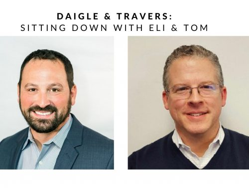 Ten Questions with The Daigle & Travers Team
